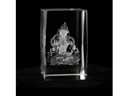 Feng Shui - Vajrasattva Buddha klaastahukas